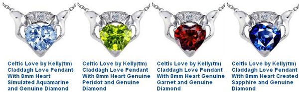 Celtic-Love-Claddagh-Love-Pendants