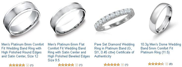 Mens Platinum Wedding Bands 2 Mens Platinum Wedding Band