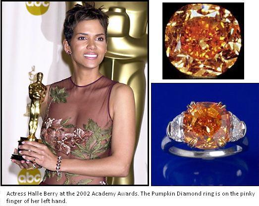 Orange Diamonds Rare Precious And Coveted Fancy Color