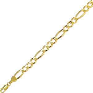 10k-gold-figaro-chain-necklace-8.3mm-24-inch