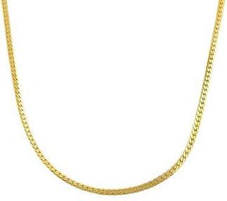 14-Karat-Yellow-Gold-1.9-mm-Hollow-Herringbone-Chain