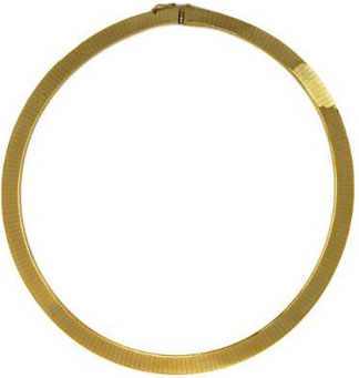 14KT-Yellow-Gold-Flat-Omega-Chain-8-mm-16-inches-51-grams