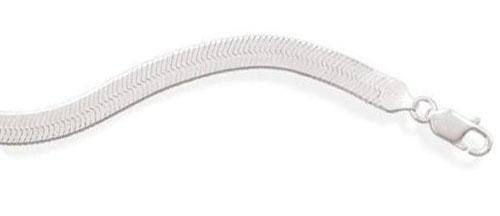 16-Inch-080-Superflex-Herringbone-Chain-Necklace