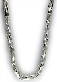 Mens-Designer-Sterling-Silver-Chain-24-inches-style-2520