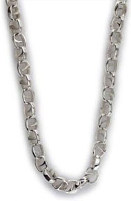 Mens-Designer-Sterling-Silver-Chain-24-inches-style-4338