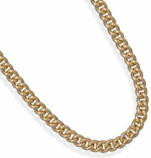 Sterling-Silver-18-Inch-Gold-Filled-Curb-Chain