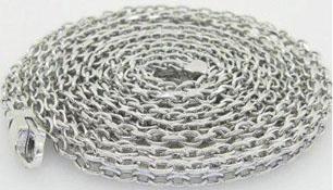 Mens-10K-white-gold-franco-cuban-miami-figaro-bullet-rope-fancy-chain
