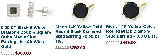 Black-Diamond-Stud-Earrings