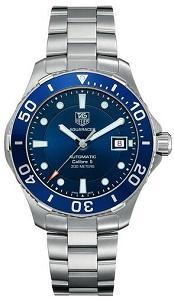 TAG Heuer Mens Aquaracer Stainless Steel Watch WAN2111.BA0822