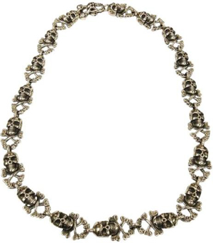 925 Silver Guaranteed Shiny Mens Necklace