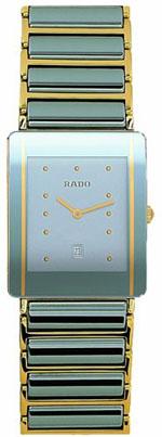 Rado Men's R20282142 Integral Collection Two-Tone Watch
