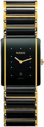 Rado Mens R20282162 Integral Collection Two-Tone Watch