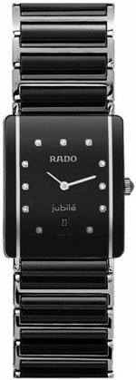 Rado Mens R20486742 Integral Collection Diamond Accented Watch