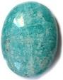 Turquoise Cabochon 106.30 Carats Large Oval Loose Gemstone