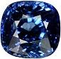 3.12 Ct. Vivid Color Natural Blue Tanzanite Loose Gemstone