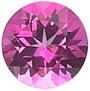 Natural Mystic Pink Topaz Round