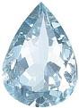 Pear Aquamarine Loose Gemstone