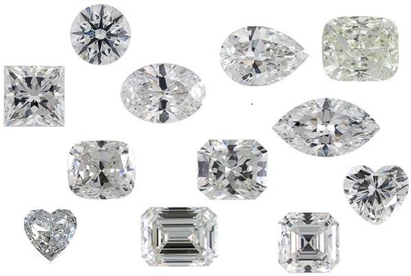 More Diamond Shapes