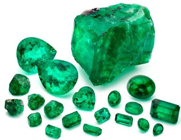 The Marcial de Gomar Emerald Collection