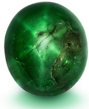 The Marcial de Gomar Star Emerald